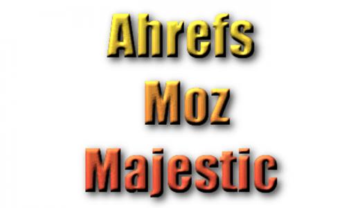 中古ドメインを購入する際に覚えておくべき用語の意味【Ahrefs・Moz・Majestic・選び方・値段・料金・調べる・販売・売買・安い】